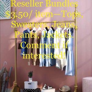 Reseller Bundles 10 items!